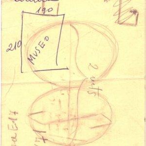 Boceto para Dos Esferas