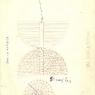 Boceto para Dos Semiesferas