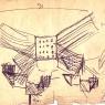 Boceto para El Pájaro