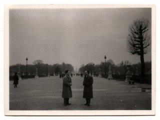 Fotografía en París, 1950-53