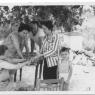 Sempere en La Cova, Onil, 1961