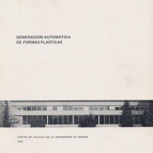 Centro Cálculo Universal Madrid, 1970, 1