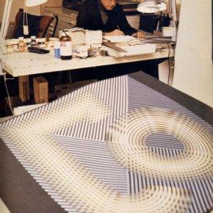 Sempere en su estudio, 1979