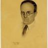 Retrato de mi padre I, 1943