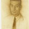 Retrato de Vicente Gil-Vilache ca. 1945