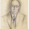 Retrato del Dr. Mariano Arnau Maorad, 1945