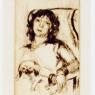 Retrato de Raquel Meller, 1947