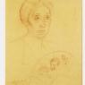 Retrato de señora con abanico, 1949