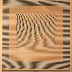 Cuadrado tomado de Albers, 1964