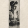 Retrato de Concha, 1946
