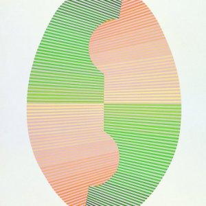 Formas, Sin título, 1975