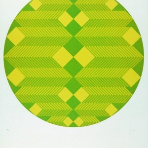 Litografías, Sin título, 1975