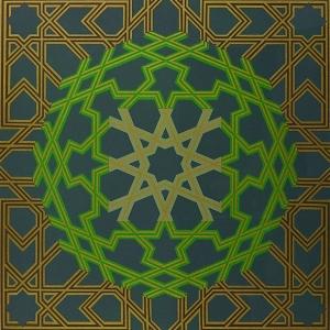 La Alhambra, Artesonado, 1977