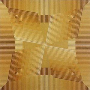 Sin título (Ocre), 1974-75