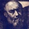 Copia de un cuadro de Ribera, 1941?